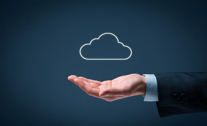 Is cloud-storage for security popular in India